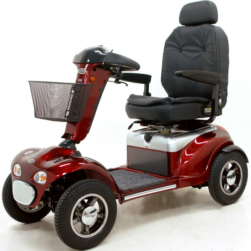 889XLSBF 4WD Scooters large Shoprider