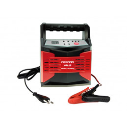 Automatic battery charger GPA7,5 Charging current : 2A-4A-7,5A, Voltage 6/12V Input power: AC 110V/240V 50-60Hz Battery capacity