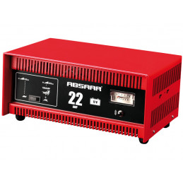 242201110 chargeur professionnel 22 AMP 12V N / E AMPM SH180 Absaar