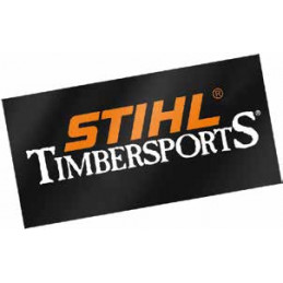 Sticker TIMBERSPORTS®, stihl megavert (100 pieces)
