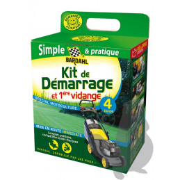 KIT DEMARRAGE 4 TEMPS