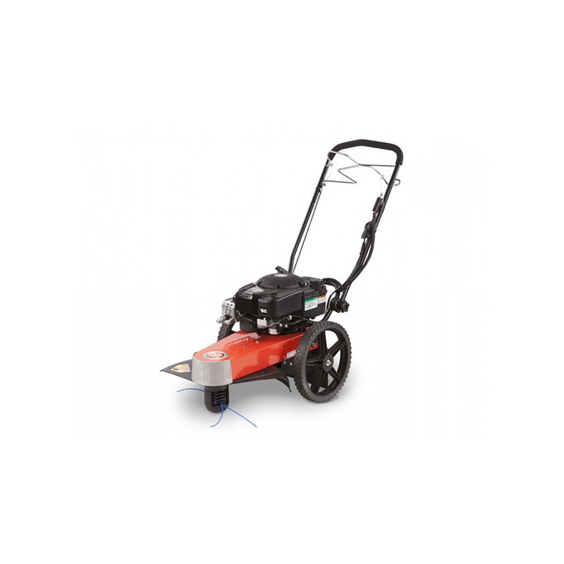 DR Power TRM PRO-XL SP 55 cm de coupe Autotractée, vit. variable (0 - 4,8 km/h) débroussailleuse à fils