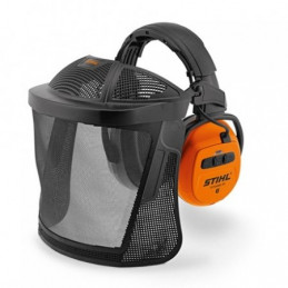 casque de protection buetooth a Visiere nylon integrale Dynamic BT N  buetooth