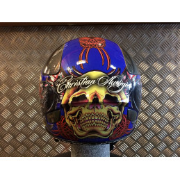 casque jet Ed & Hardy by Chistian Audigier