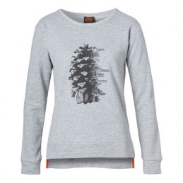 "Sweat-shirt femme ""Fir cone"" S à XL Stihl"