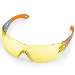 Lunette protection LIGHT PLUS JAUNE Stihl