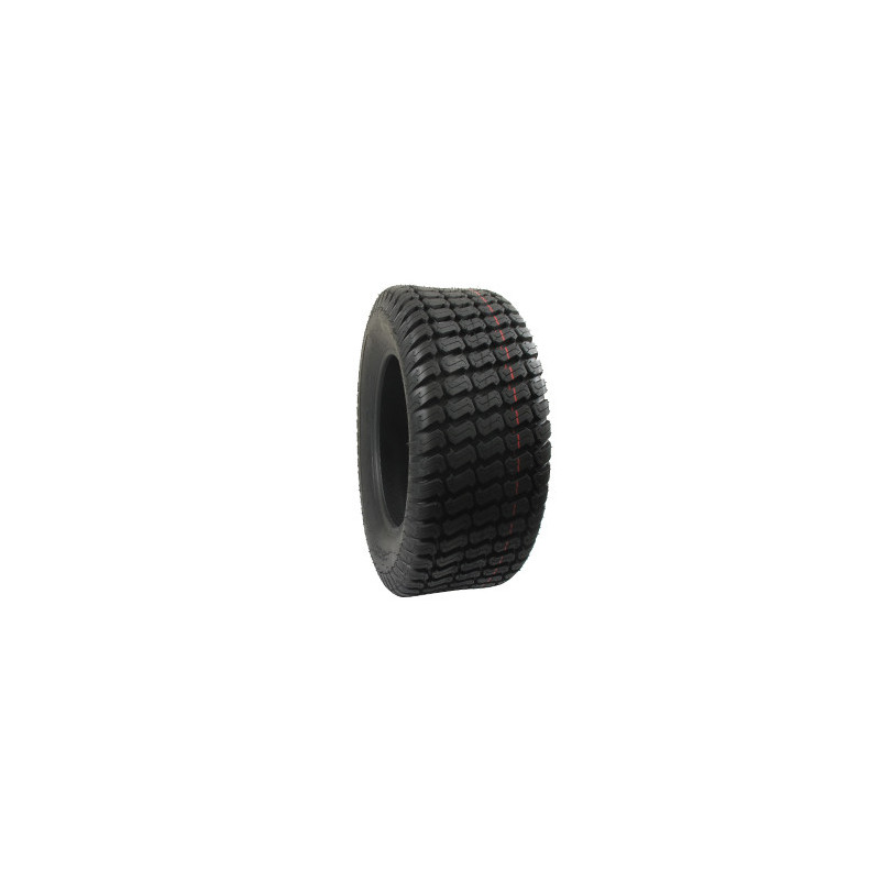 Pneumatique tubeless profil gazon 4 plis - Dimensions: 9 x 350 x 4