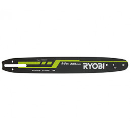 Guide origine Ryobi coupe 35 cm - 3/8LP .050'' (1,3 mm) 52E pour