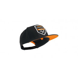 """Casquette """"kiss my axe"""" TIMBERSPORTS ® noire"""