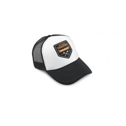 """Casquette camionneur """"Kiss my Axe"""" TIMBERSPORTS®"""
